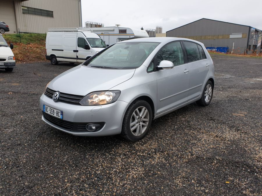 VOLKSWAGEN GOLF PLUS - 1.6 TDI BLUEMOTION TECHNO.CONFORTLINE DSG 105cv 5P BVA FAP