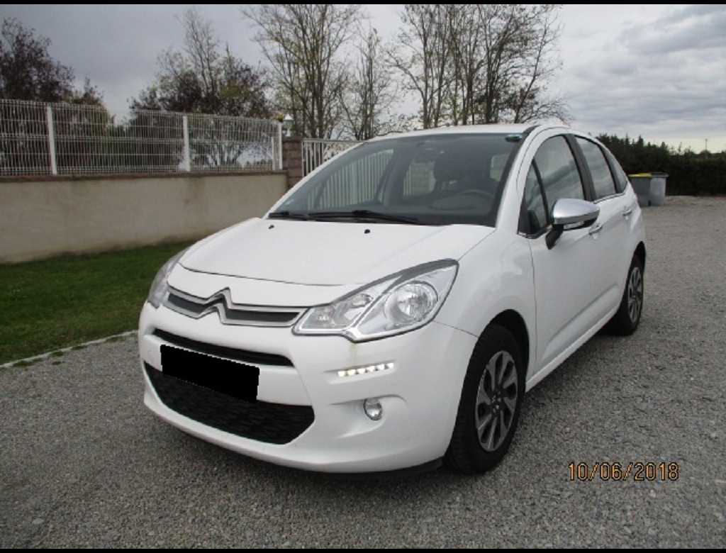 Citroën C3 II BLUE HDI 75 CONFORT BUSINES